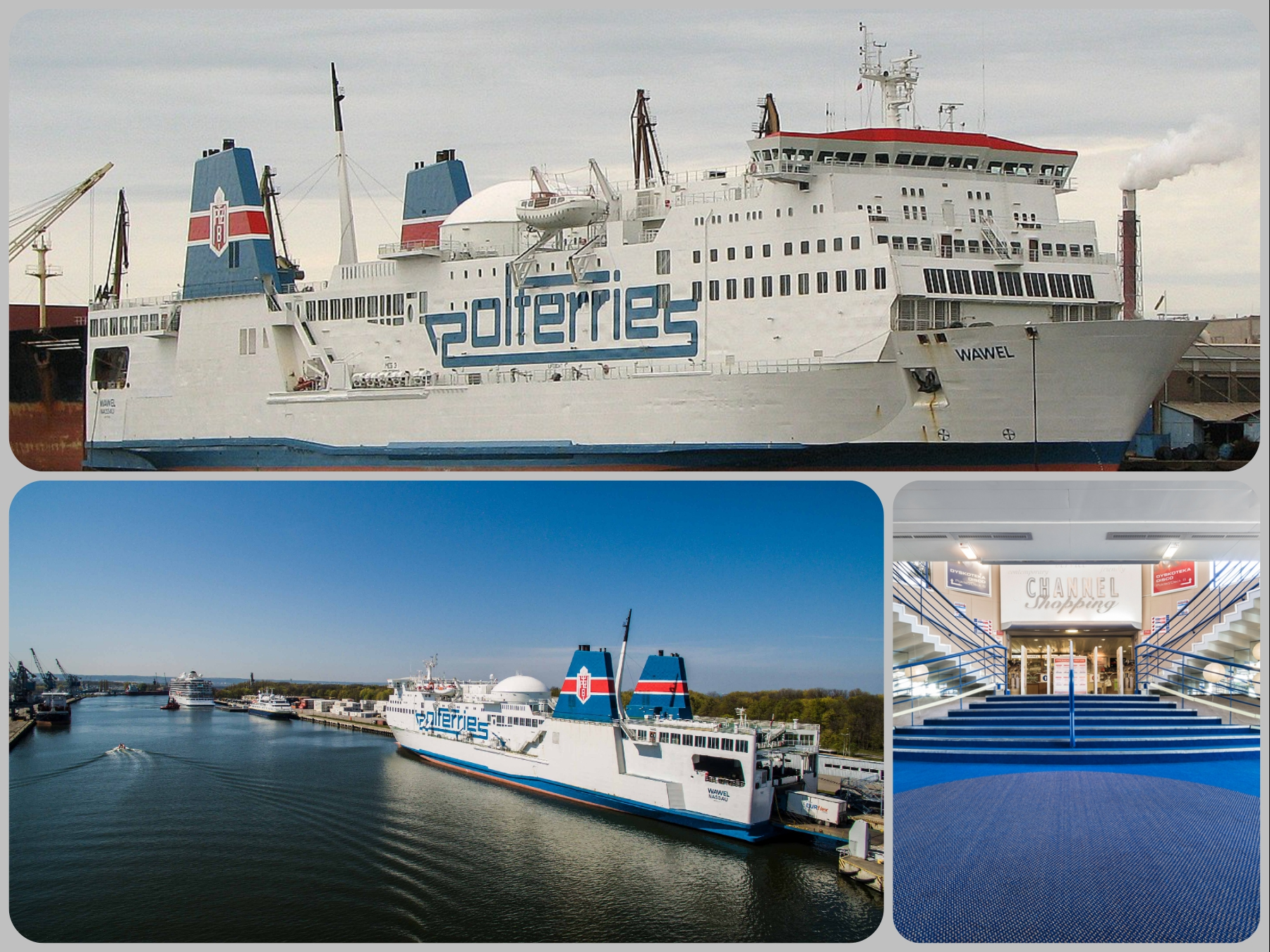 Polferries cargo.promy.pl