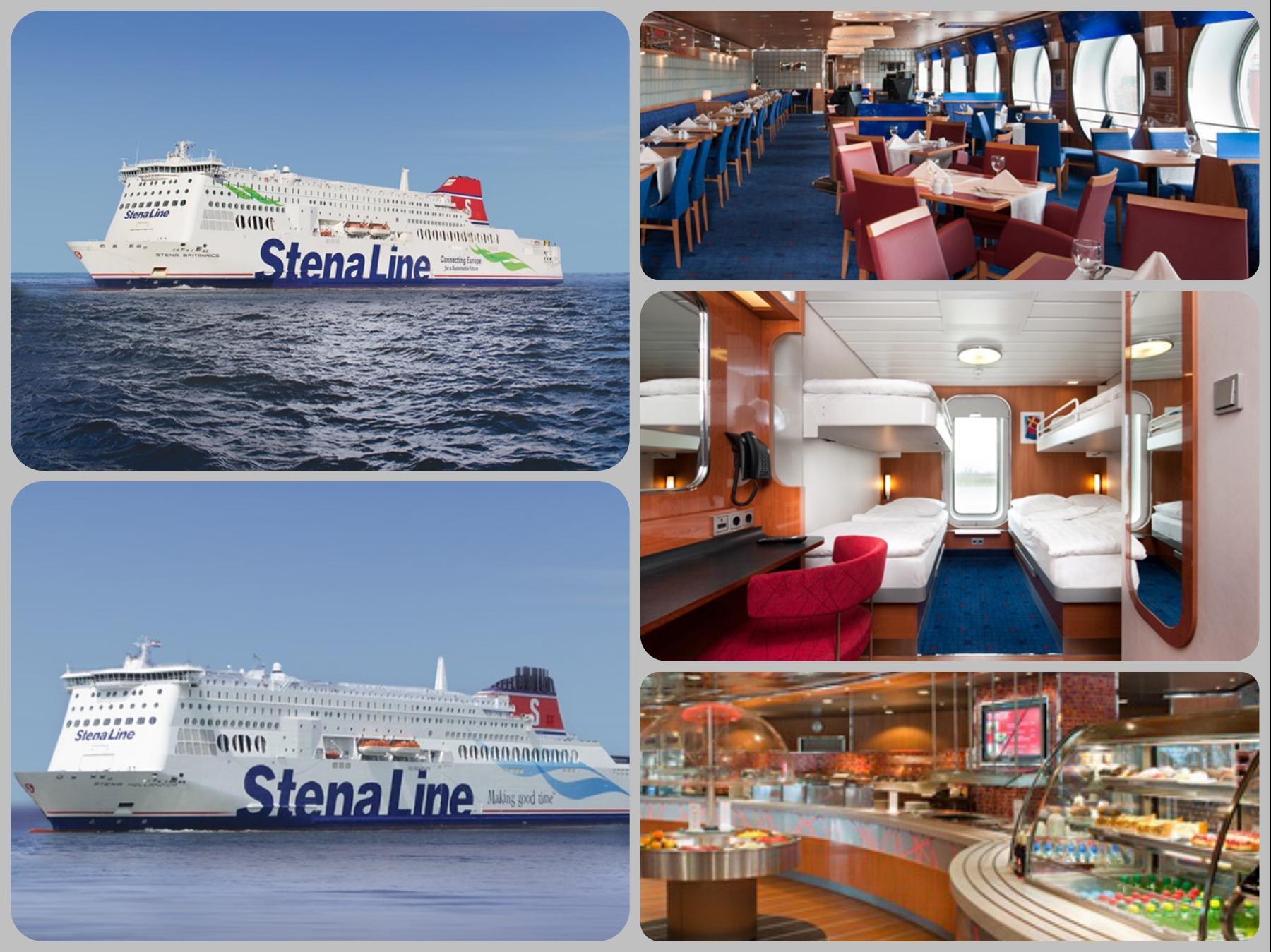 Stena Line cargo z Holandii do Anglii